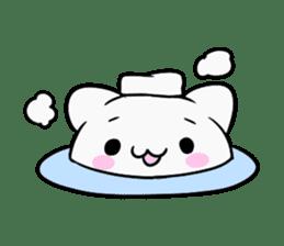 Kawaii kitten Sticker sticker #8672331