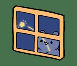Kawaii kitten Sticker sticker #8672332