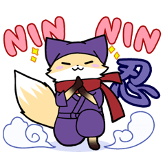NINNIN fox 's