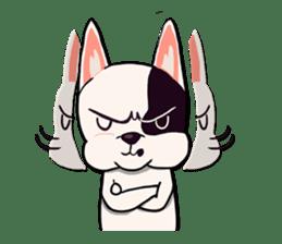 Wheel Ponyo sticker #8691843