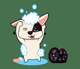 Wheel Ponyo sticker #8691851