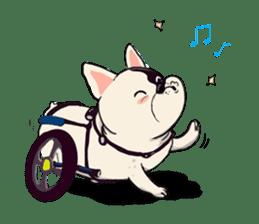 Wheel Ponyo sticker #8691871