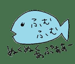 Hawaii neko(cat) sticker #8692161