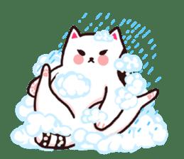 Candy cat & Little waffle sticker #8696028