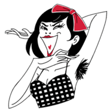 Miss choko , feeling so good 2.0 sticker #8699719