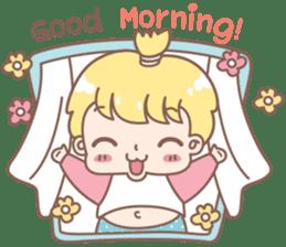 Boobib Baby Boy sticker #8700922