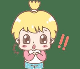 Boobib Baby Boy sticker #8700942