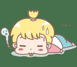 Boobib Baby Boy sticker #8700945