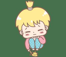 Boobib Baby Boy sticker #8700956