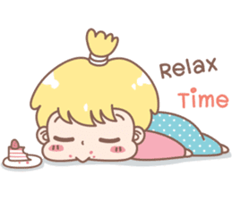 Boobib Baby Boy sticker #8700960