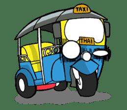 TukTukThailand sticker #8703112