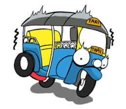 TukTukThailand sticker #8703113
