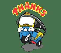 TukTukThailand sticker #8703117