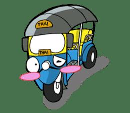 TukTukThailand sticker #8703118