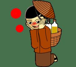 Miss Muim sticker #8711105