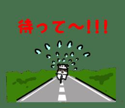 Takitarou bike stickers sticker #8716105