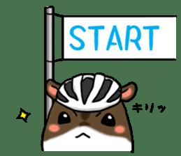 Takitarou bike stickers sticker #8716116