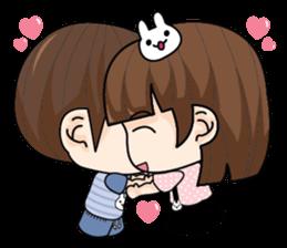 couples in love (EN) sticker #8717450