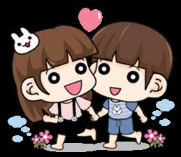 couples in love (EN) sticker #8717453