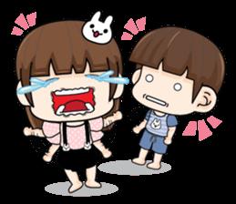 couples in love (EN) sticker #8717454