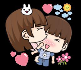 couples in love (EN) sticker #8717456