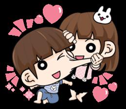 couples in love (EN) sticker #8717461