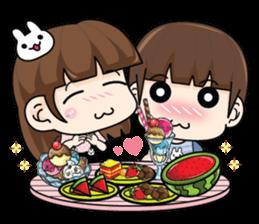 couples in love (EN) sticker #8717464