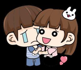 couples in love (EN) sticker #8717465