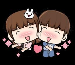 couples in love (EN) sticker #8717466
