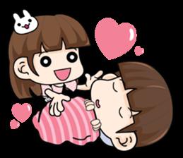 couples in love (EN) sticker #8717467
