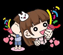 couples in love (EN) sticker #8717471