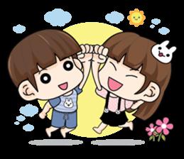 couples in love (EN) sticker #8717472