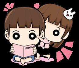 couples in love (EN) sticker #8717475