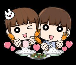 couples in love (EN) sticker #8717479