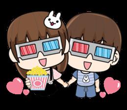 couples in love (EN) sticker #8717482