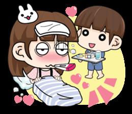 couples in love (EN) sticker #8717485