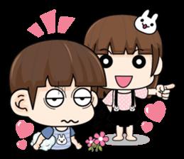 couples in love (EN) sticker #8717487