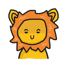 Shanga The Lion Full Expression sticker #8719963