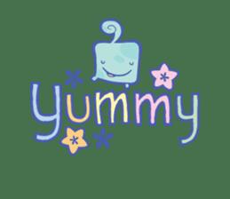 Maryoku Yummy sticker #8722428