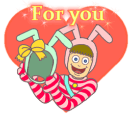 popee the performer sticker #8728618