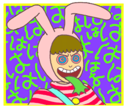 popee the performer sticker #8728631