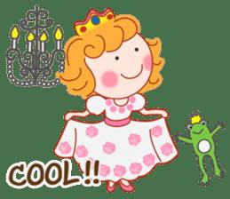 Cute Girl by Masayumi (English Ver.) sticker #8731282
