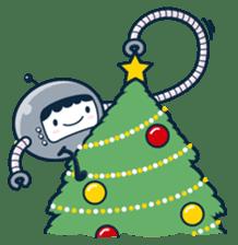 Christmas and Winter with Jokukuma sticker #8731934