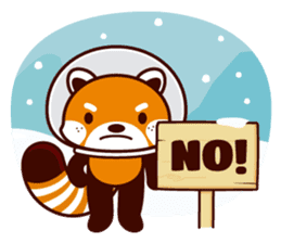 Christmas and Winter with Jokukuma sticker #8731936