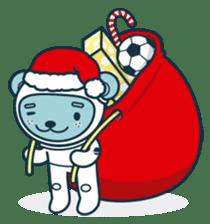 Christmas and Winter with Jokukuma sticker #8731940