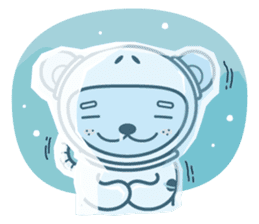 Christmas and Winter with Jokukuma sticker #8731943