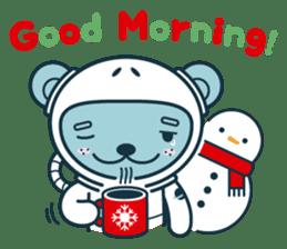 Christmas and Winter with Jokukuma sticker #8731946