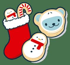 Christmas and Winter with Jokukuma sticker #8731955