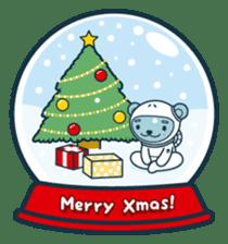 Christmas and Winter with Jokukuma sticker #8731958
