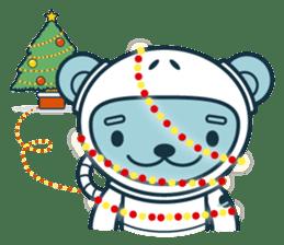 Christmas and Winter with Jokukuma sticker #8731963
